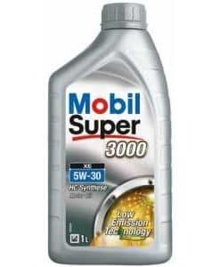 Двигателно масло MOBIL SUPER 3000 XE 5W30 1L