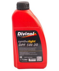 Масло DIVINOL SYNTHOLIGHT DPF 5W30 1L