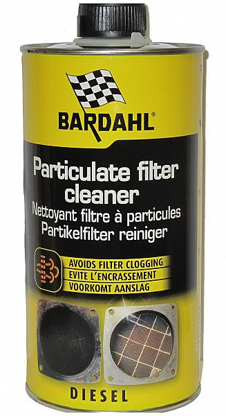 ДОБАВКА ЗА ПОЧИСТВАНЕ НА DPF FILTER Bardahl Particulate Filter Cleaner