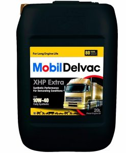 Масло MOBIL DELVAC XHP EXTRA 10W40 20L