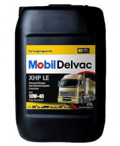 Масло MOBIL DELVAC XHP LE 10W40 20L