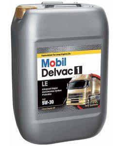 Двигателно масло MOBIL DELVAC 1 LE 5W-30 20L