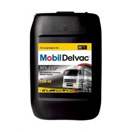 Двигателно масло MOBIL DELVAC MX ESP 15W40 20L