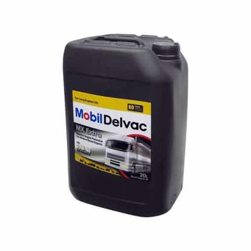 Двигателно масло MOBIL DELVAC MX EXTRA 10W40 20L