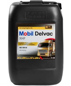 Двигателно масло MOBIL DELVAC XHP 10W40 20L