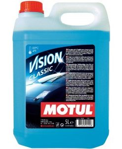 Течност за чистачки Motul Vision Classic - 5 Литра -20°C
