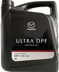 Оригинално масло MAZDA ULTRA DPF 5W30 5L