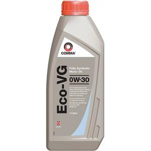 Автомобилно масло COMMA ECO-VG 0W-30 1L