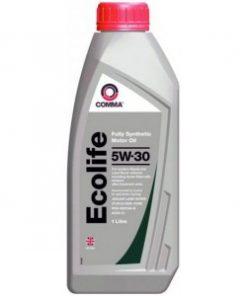 Автомобилно масло COMMA ECOLIFE 5W-30 1L