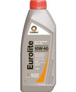 Автомобилно масло COMMA EUROLITE 10W-40 1L