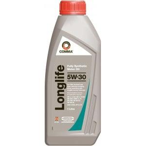 Автомобилно масло COMMA LONG LIFE 5W-30 1L