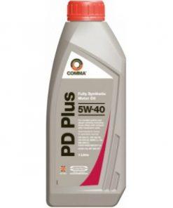 Автомобилно масло COMMA PD PLUS 5W-40 1L