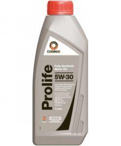 Автомобилно масло COMMA PROLIFE 5W-30 1L