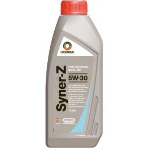 Автомобилно масло COMMA SYNER-Z 5W-30 1L