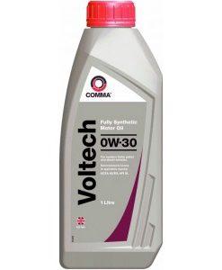 Автомобилно масло COMMA VOLTECH 0W-30 1L
