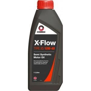 Автомобилно масло COMMA X-FLOW TYPE XS 10W40 1L