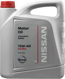 Оригинално масло NISSAN 10W40 5L KE900-99942