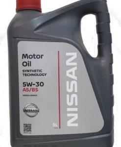 Оригинално масло NISSAN 5W30 DPF C4 5L KE900-90043