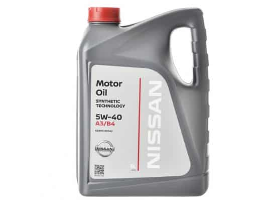 Оригинално масло NISSAN 5W40 KE900-90042 5L