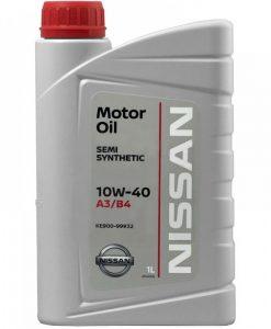 Оригинално масло NISSAN 10W40 1L KE900-99932