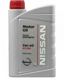 Оригинално масло NISSAN 5W40 1L KE900-90032
