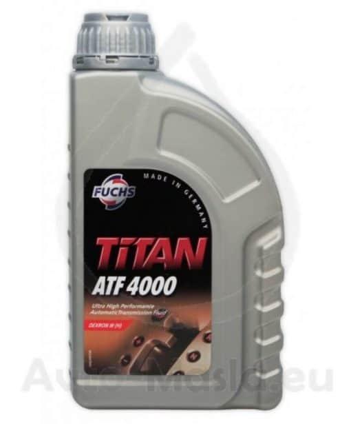 Трансмисионно масло FUCHS TITAN ATF 4000 1L