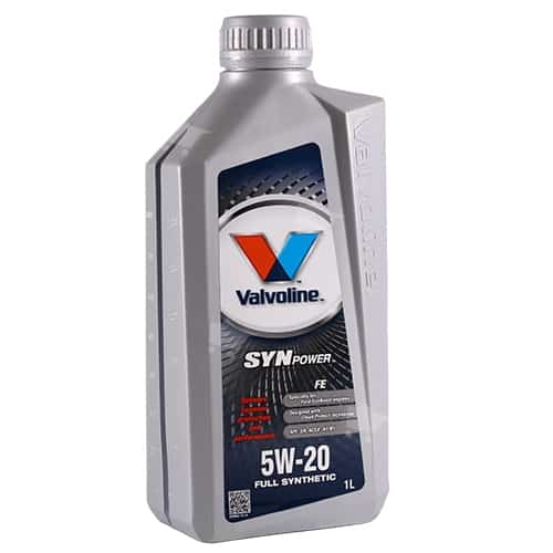 Двигателно масло Valvoline SynPower FE 5W20 1L