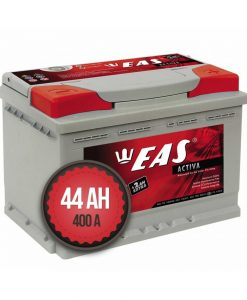 Акумулатор EAS Activa +2Ah EXTRA 44Ah 400a 12V R+