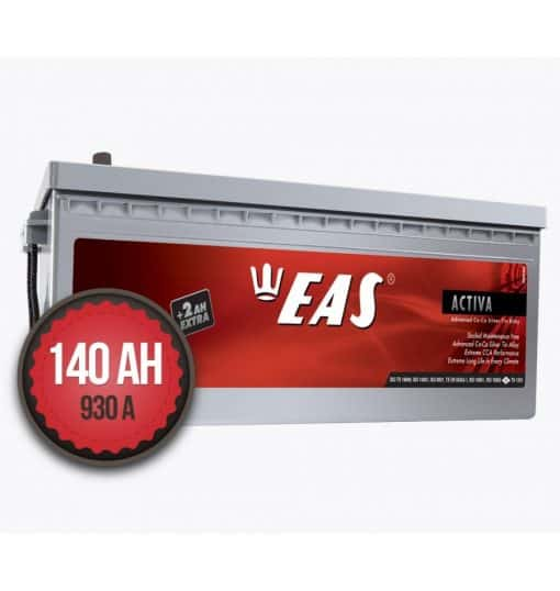 Акумулатор EAS Activ-A Super Heavy Duty +2Ah EXTRA 140Ah 930a L+