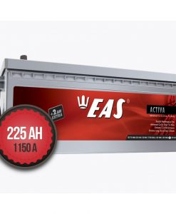 Акумулатор EAS Activ-A Super Heavy Duty +2Ah EXTRA 225Ah 1150a L+