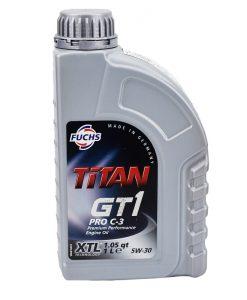 Двигателно масло FUCHS TITAN GT1 PRO C3 5W30 1L