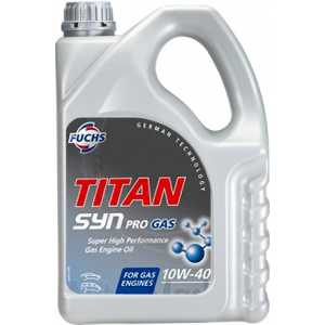 Двигателно масло FUCHS TITAN SYN PRO GAS 10W40 1L
