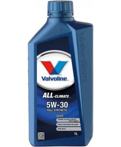 Двигателно масло VALVOLINE ALL CLIMATE C2/C3 5W30 1L