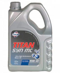 Двигателно масло FUCHS TITAN SYN MC 10W40 1L