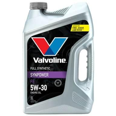 Масло VALVOLINE SYNPOWER FE 5W30 5L