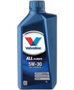 Двигателно масло VALVOLINE ALL CLIMATE 5W30 1L