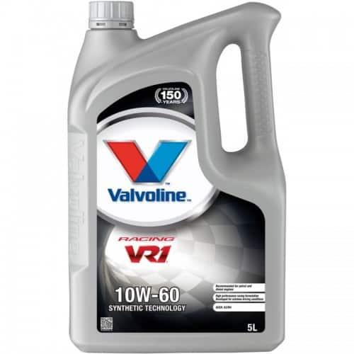 Двигателно масло Valvoline VR1 Racing 10W60 5L