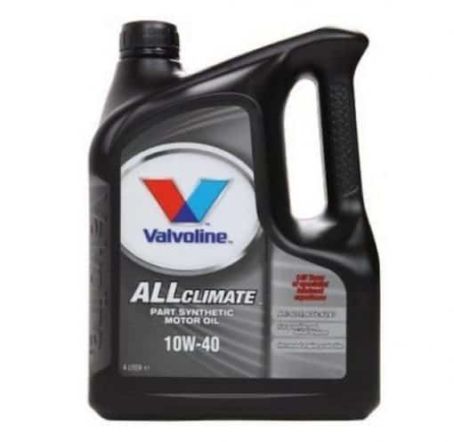 Масло VALVOLINE All Climate 10W40 4L