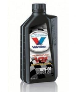 Масло Valvoline VR1 Racing 10W60 1L