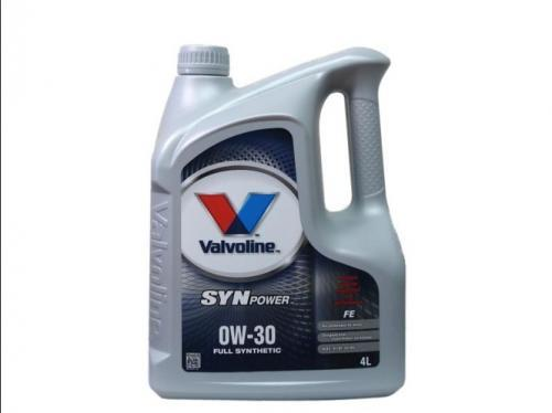 Масло VALVOLINE SYNPOWER FE 0W30 4L