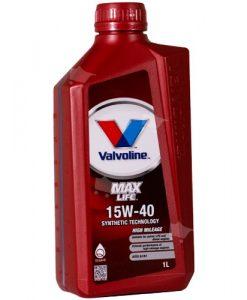Масло VALVOLINE MAXLIFE 15W40 1L