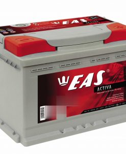 Акумулатор EAS Activa 75Ah 700a 12V R+