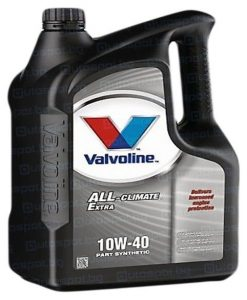 Масло VALVOLINE ALL CLIMATE EXTRA 10W40 4L
