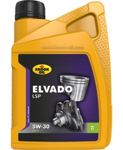 Двигателно масло KROON OIL ELVADO LSP 5W30 5L