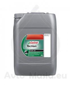 Масло CASTROL TECTION 15W40 - 20 литра