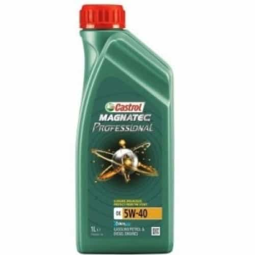 Масло CASTROL MAGNATEC Professional OE 5W40 - 1 литър