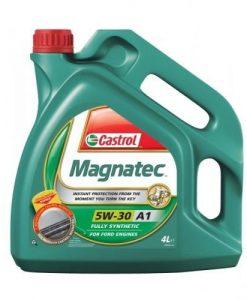 Масло Castrol Magnatec 5w30 A1 - 5 литра
