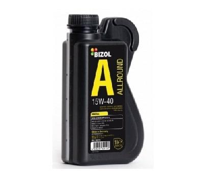 Двигателно масло BIZOL ALLROUND 15W40 1L