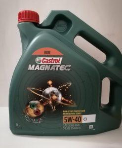 Масло Castrol MAGNATEC 5W40 C3 - 4 литра
