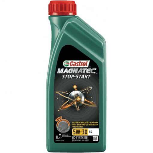 Масло CASTROL MAGNATEC Professional A5 5W30 - 1 литър